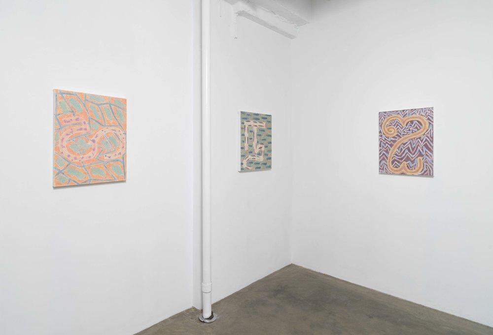 (Installation view) Kristen Lorello, NY