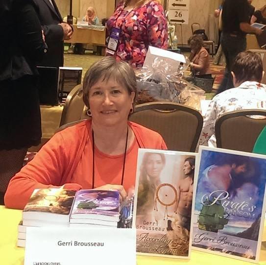 Author Gerri Brousseau