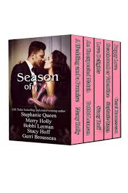"Season of Love, anthology box set featuring Gerri Brousseau's story ""Puppy Love"""