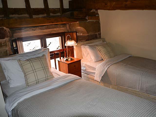 Dorm Room - Sleeps 2 +. Shared bath.$3295***Total price of week long UK writing workshop retreat and Dorm Room level accommodation.