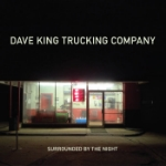 Dave King Trucking Company Surrounded By Night