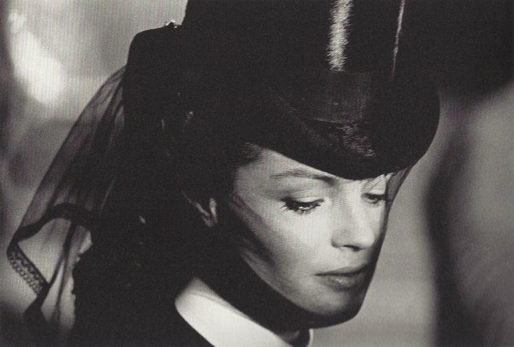 Romy Schneider In Ludwig 1972