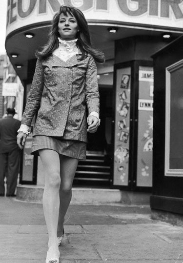 Charlotte Rampling / 1967