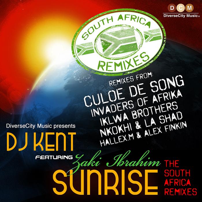 DJ Kent feat. Zaki Ibrahim - Sunrise Culoe De Song Remix