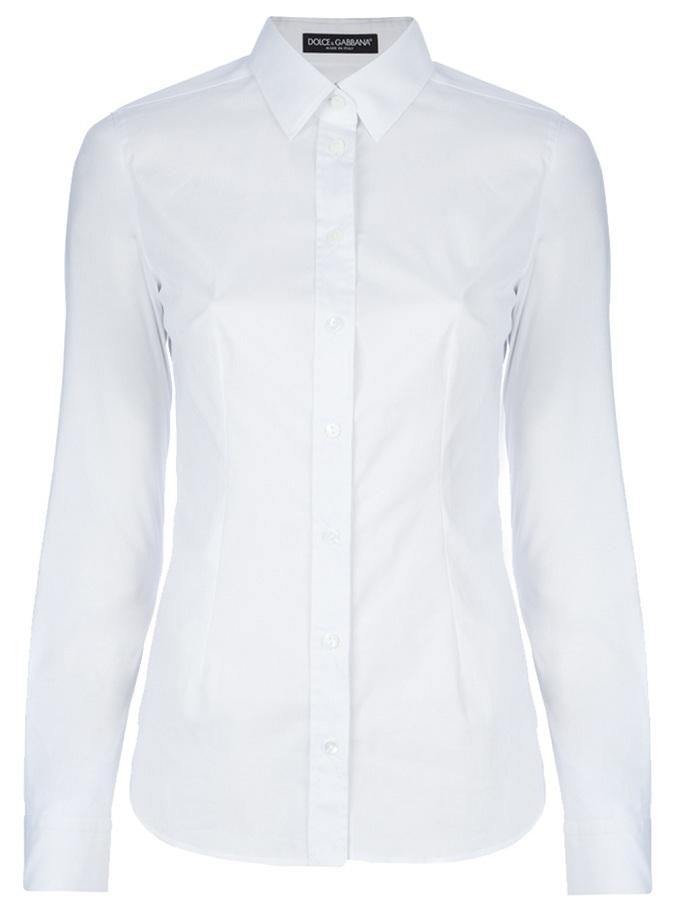 Classic cotton shirt /   DOLCE & GABBANA