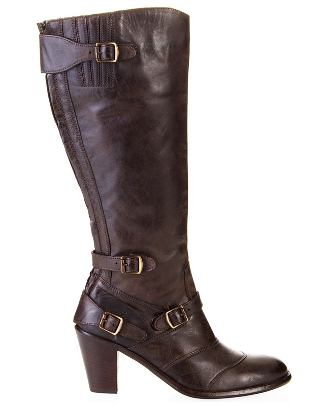 Trialmaster knee-high lady boot /   BELSTAFF