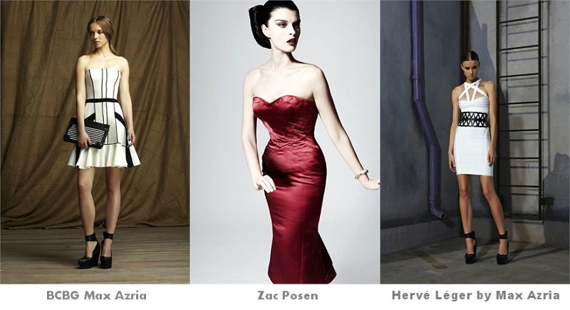 Pre Fall 2013 The Bustier Dress