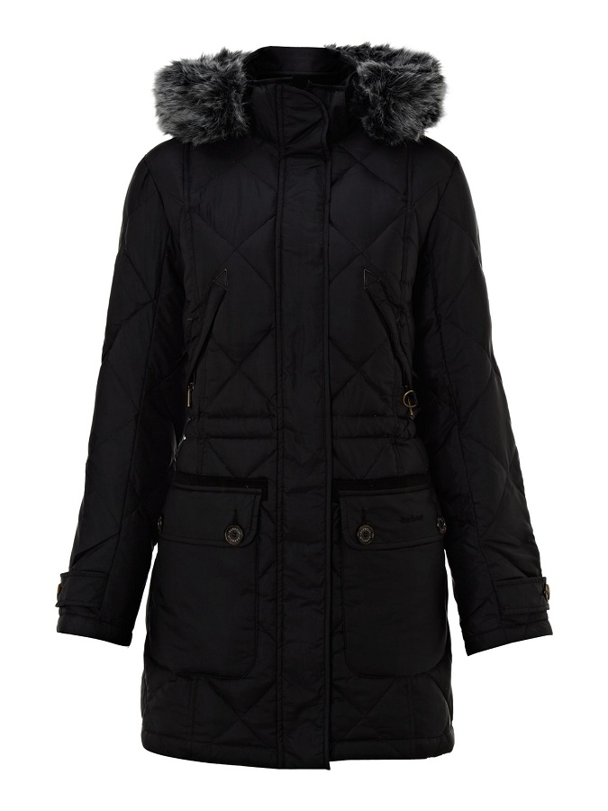 Bowfell down parka /   BARBOUR
