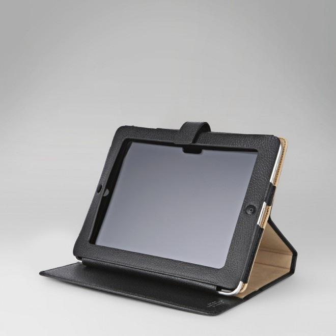 Hamilton collection iPad folding case /   SMYTHSON