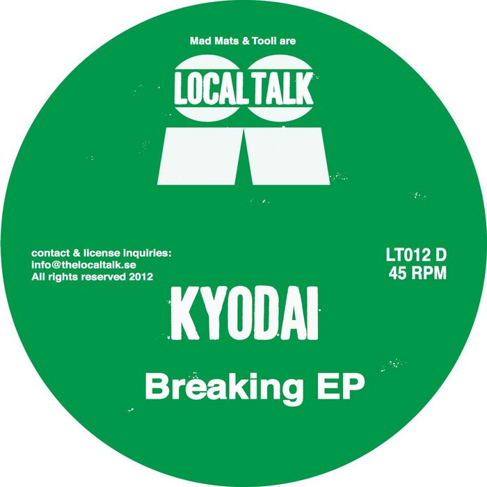 Kyodai - Breaking Original Mix