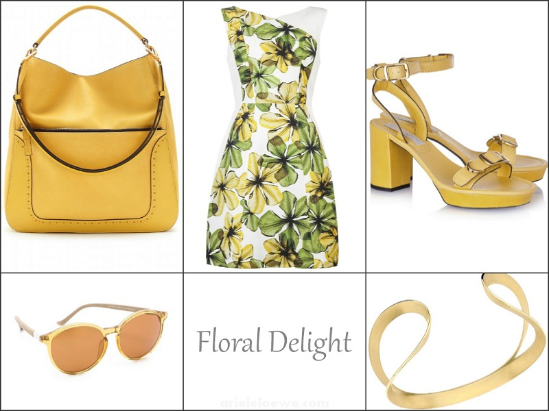 Floral delight featuring Jason Wu