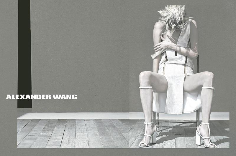 Steven Klein / Malgosia Bela / Alexander Wang / Campaign / Spring Summer 201