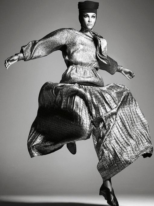 Steven Meisel / Sessilee Lopez
