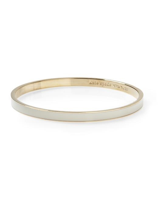 KATE SPADE   tickle the ivories idiom bangle