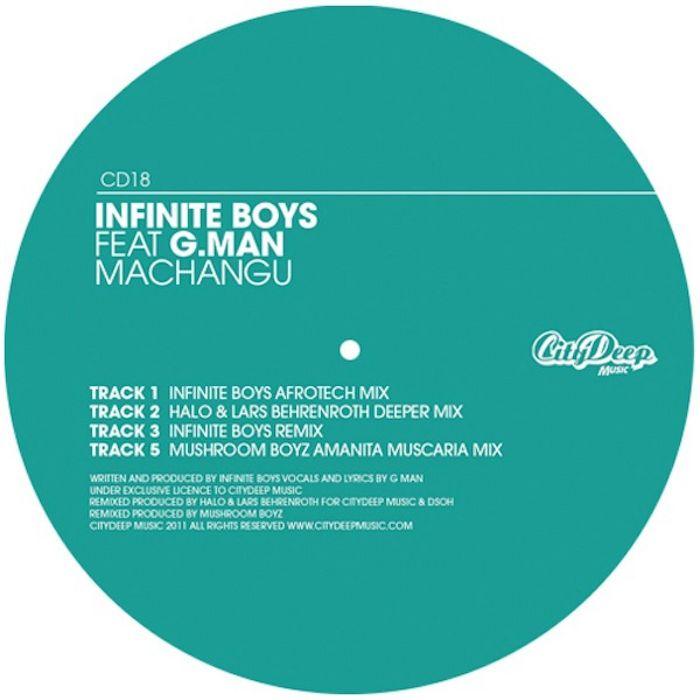 Infinite Boys feat. G Man - Machangu (Afrotech Mix)