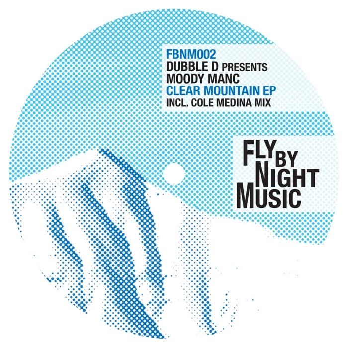 Dubble D feat. Moodymanc - Scrub Bonus Digital