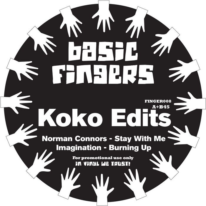 Norman Connors - Stay With Me (Koko Must Have Soul Rework)