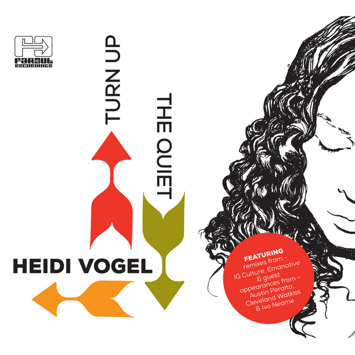 Heidi Vogel - Turn Up The Quiet (IG Culture Remix)