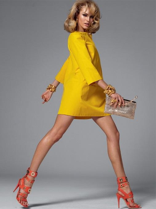 Steven Meisel / Candice Swanepoel / Vogue Italia / 2011