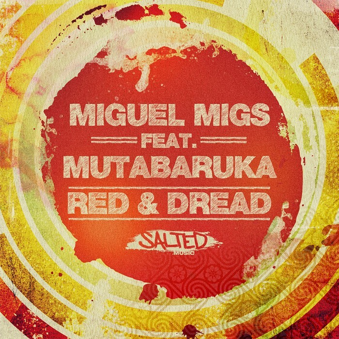 Miguel Migs ft. Mutabaruka - Red & Dread (Migs Bump The Tech Vocal)
