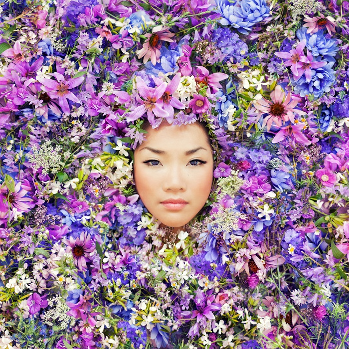 Vanessa Paxton / Henny Hwang / The Color Project II / Purple