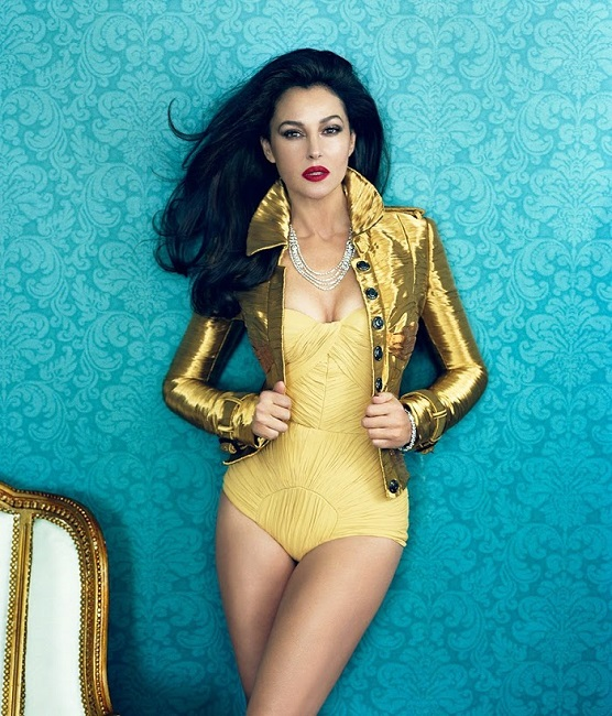 Norman Jean Roy / Monica Bellucci / Vanity Fair / February 2013