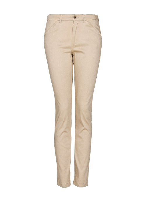 MANGO   straight cut trousers