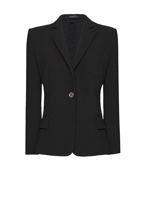 MANGO   black blazer