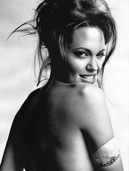 Mario Testino / Angelina Jolie