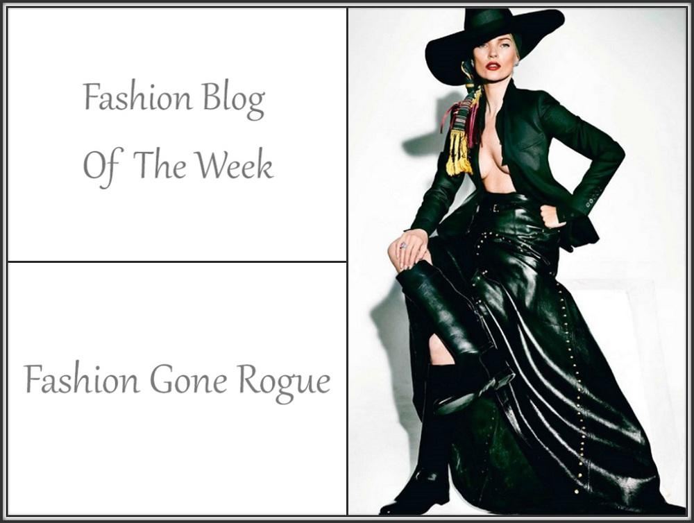 Fashion Blog Of The Week / Fashion Gone Rogue / Vogue Paris / April 2013
