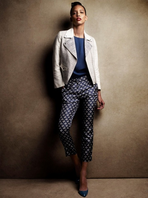 Victor Demarchelier / Cora Emmanuel / Harper's Bazaar UK / April 2013