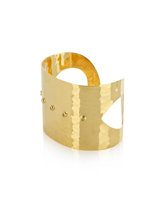 MONICA VINADER   Ava cuff bracelet  50% off