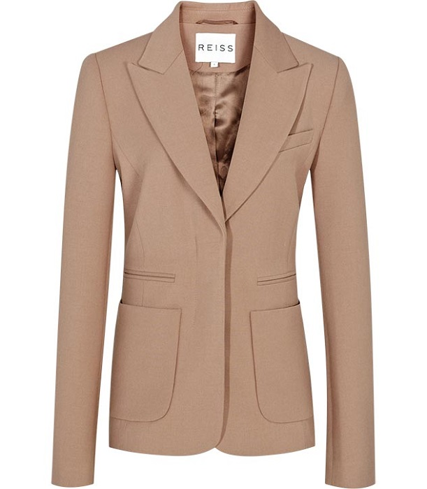REISS   Hadden big pocket blazer  60% off