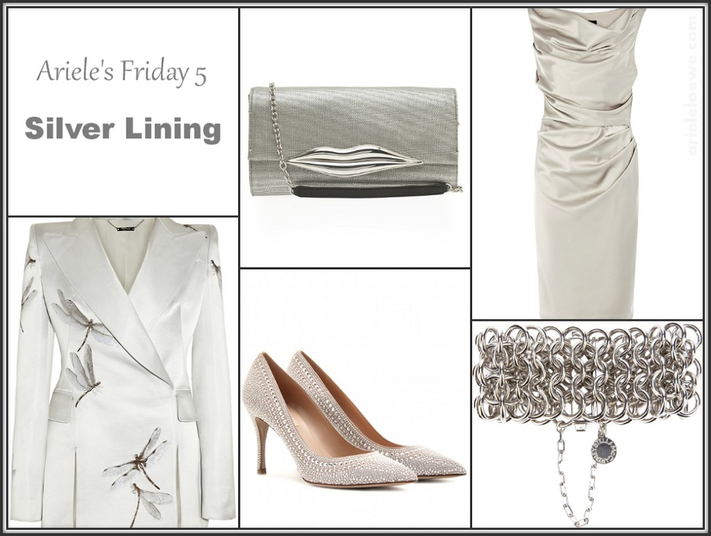 Ariele's Friday 5: Silver Lining