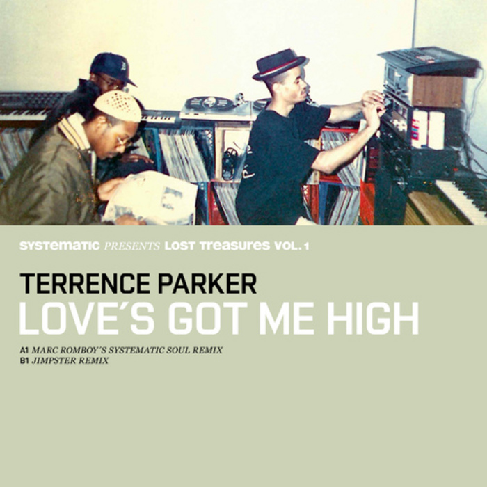 Terrence Parker - Love's Got Me High (Marc Romboy's Systematic Soul Mix)