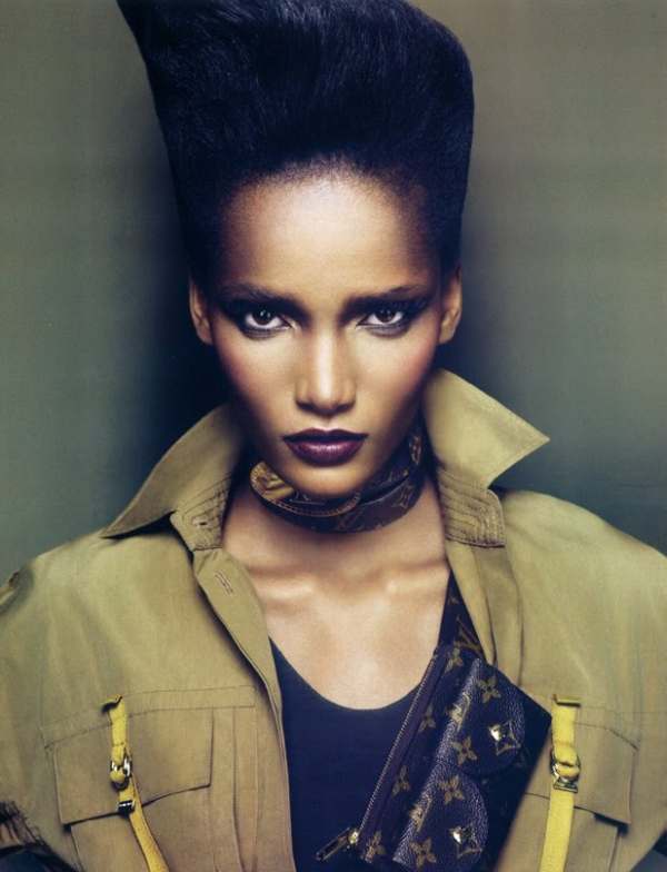 Mert & Marcus / Rose Cordero / Vogue Paris / March 2010