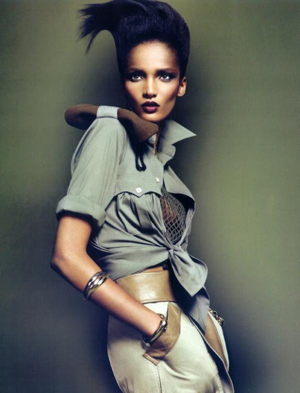Mert & Marcus / Rose Cordero / Vogue Paris / March 2010