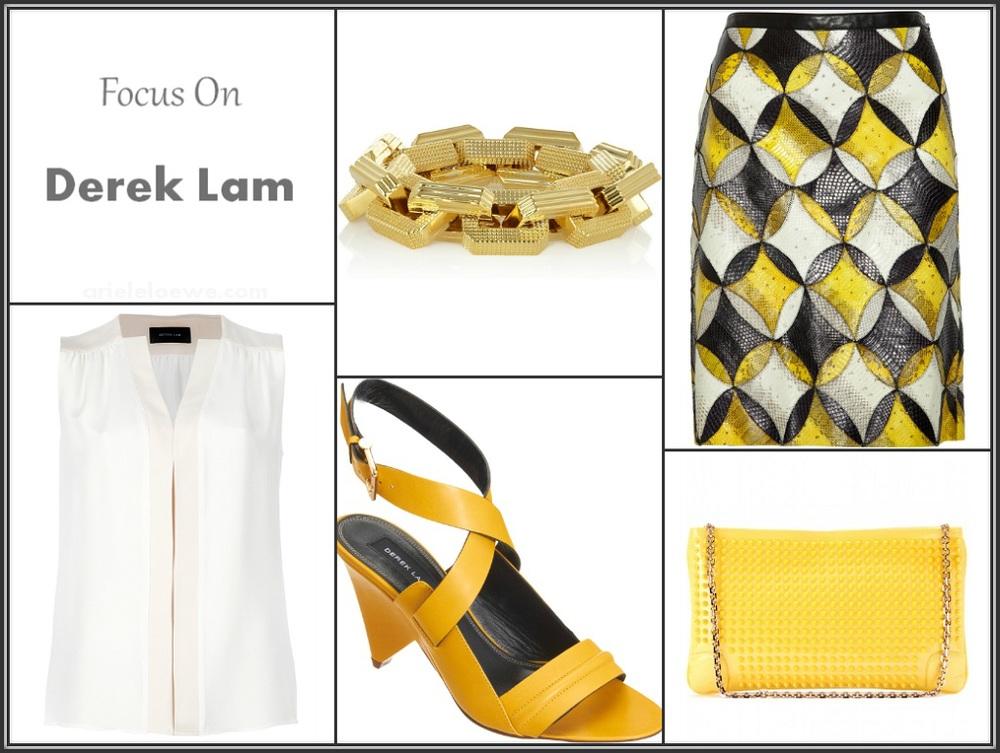 Focus On: Derek Lam