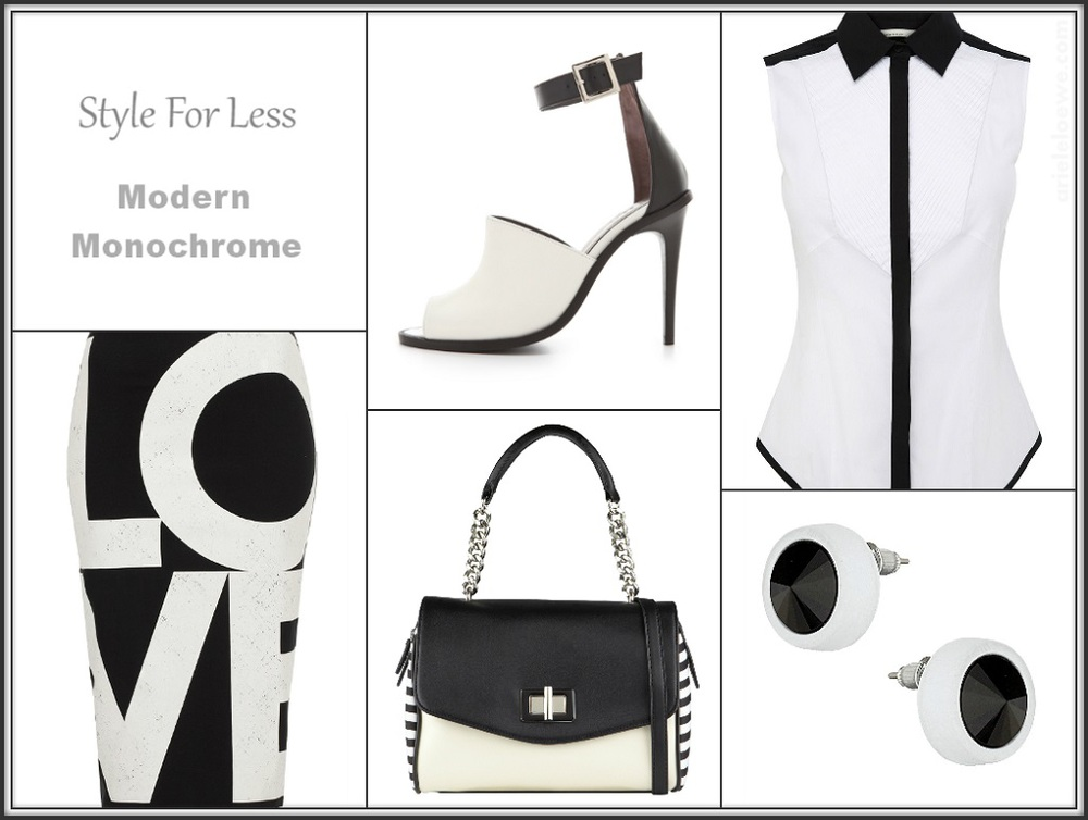Style For Less Modern Monochrome