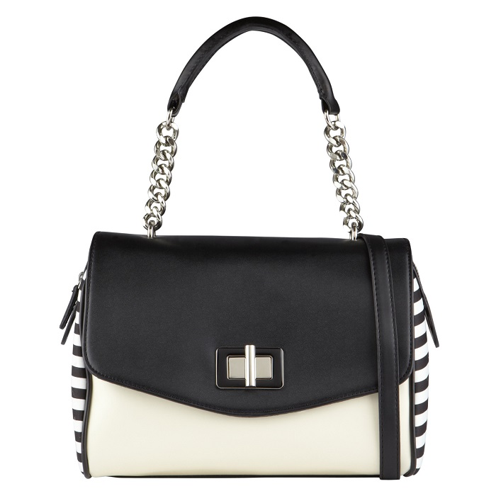 ALDO   turnlock satchel bag