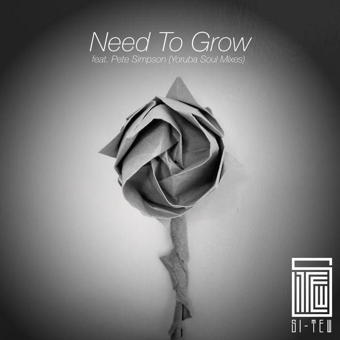 Si Tew feat. Pete Simpson - Need To Grow (Yoruba Soul TV Mix)