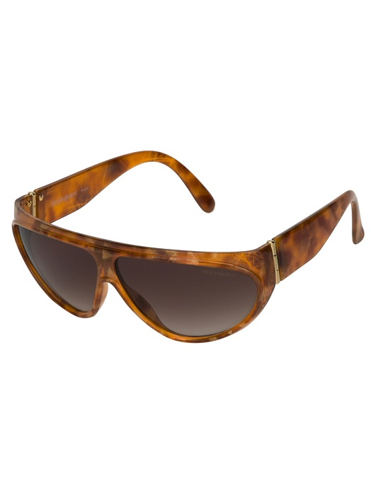YVES SAINT LAURENT VINTAGE   tortoise shell sunglasses