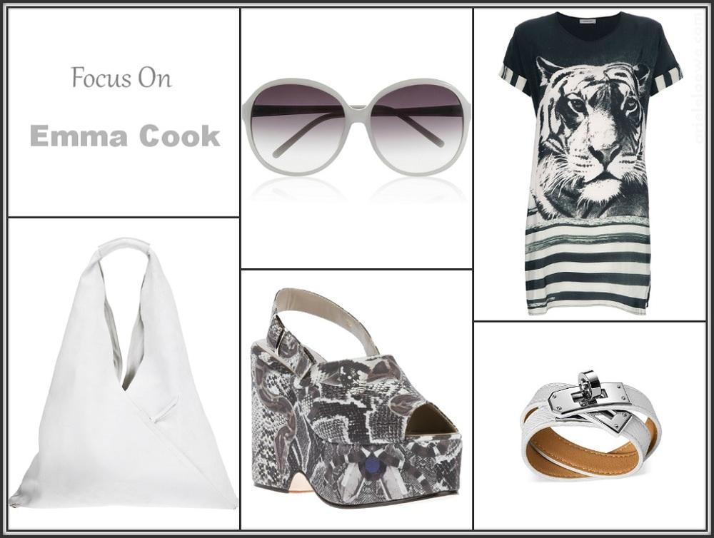 Focus On Emma Cook
