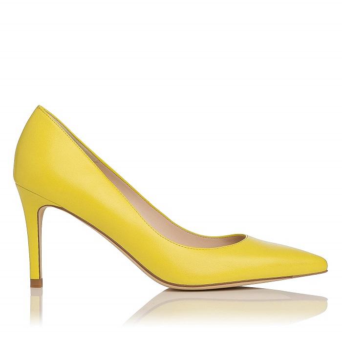 L.K. BENNETT   florete point toe court shoe