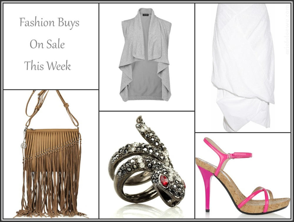 Fashion Buys On Sale This Week April 24 2013