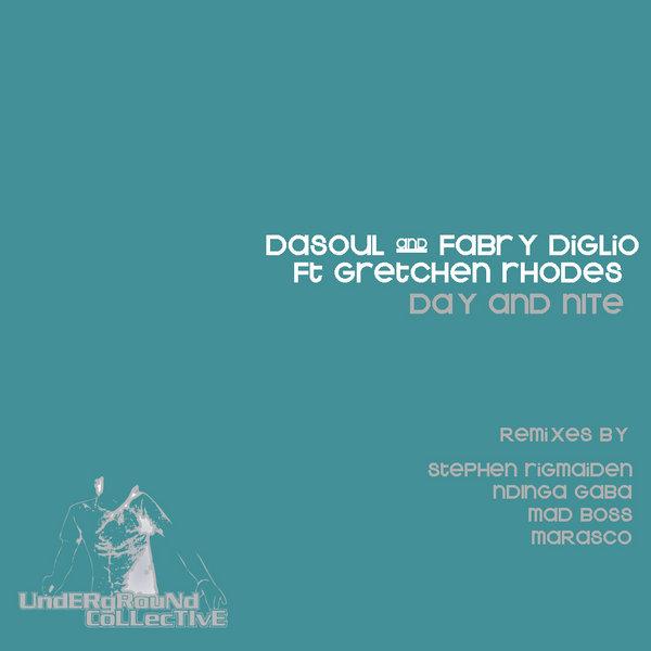 DaSoul & Fabry Diglio ft. Gretchen Rhodes - Day & Nite (Nite Dub Instrumental)