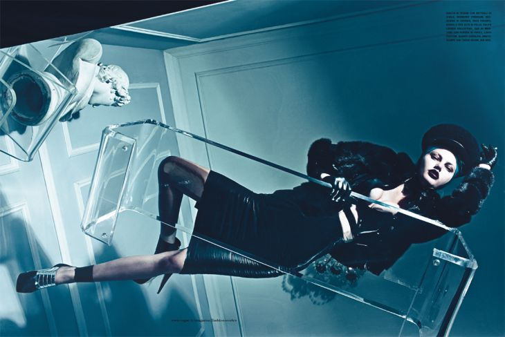 Steven Klein / A Point Of View / Vogue Italia / September 2011