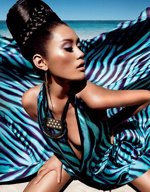 Daniel Jackson / Ming Xi / Vogue China / May 2011