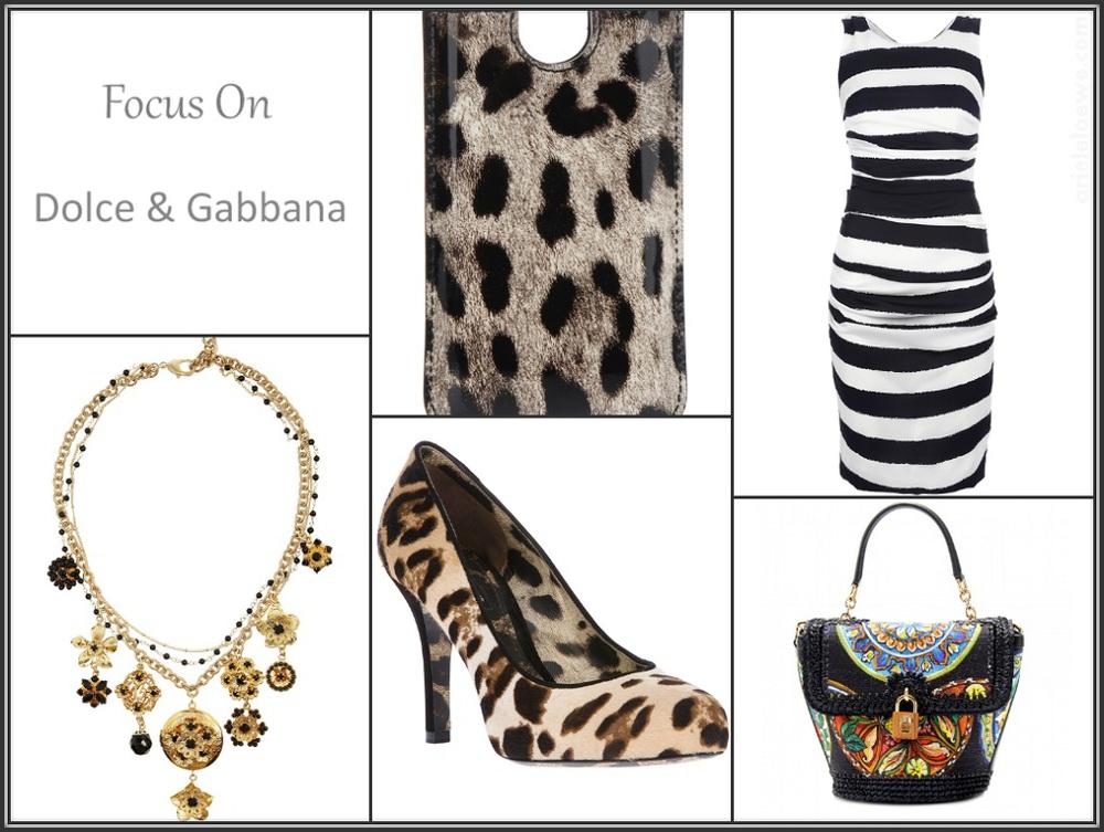 Focus On / Dolce & Gabbana