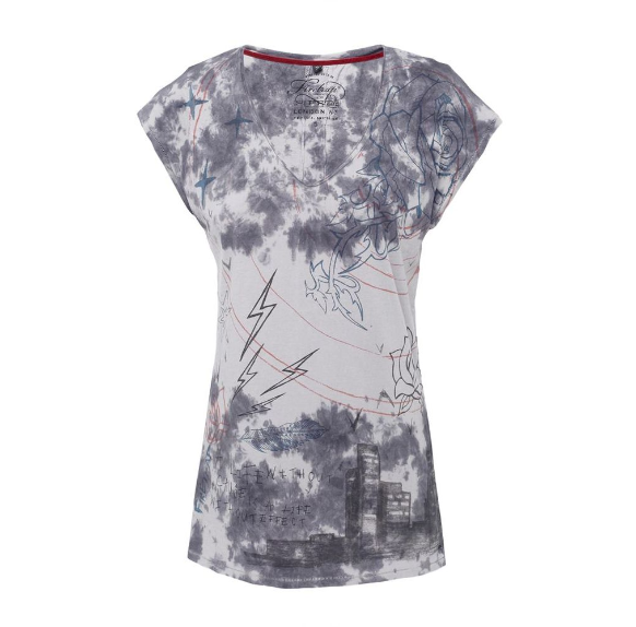 FIRETRAP   free city t-shirt